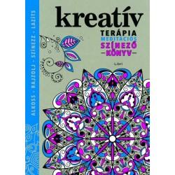 Michael O'mara: Kreatív terápia - Meditációs színezőkönyv