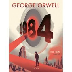 Frederico Carvalhaes Nesti - George Orwell: 1984 - képregény