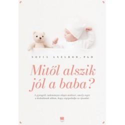 Sofia Axelrod: Mitől alszik jól a baba?