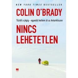 Colin O'Brady: Nincs lehetetlen