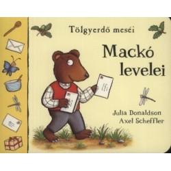 Julia Donaldson: Mackó levelei - Tölgyerdő meséi