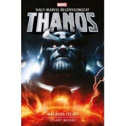 Stuart Moore: Marvel - Thanos - Halálos ítélet