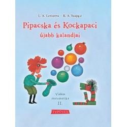 L.a. Levinova - G.v. Szapgir: Pipacska és Kockapaci újabb kalandjai - Vidám matematika II.