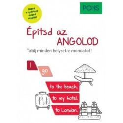 Dorith Herfeld: PONS Építsd az angolod (online letölthető hanganyaggal) - Találj minden helyzetre mondatot!