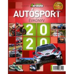 Bethlen Tamás - Gellérfi Gergő: Autósport évkönyv 2020