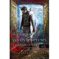 Wesley Chu - Cassandra Clare: A mágia vörös tekercsei - puha kötés - A legősibb átkok - Első könyv