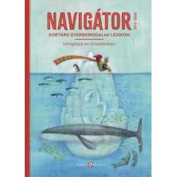 Lovász Andrea: Navigátor 3. - Kortárs gyerekirodalmi lexikon, böngésző és olvasókönyv