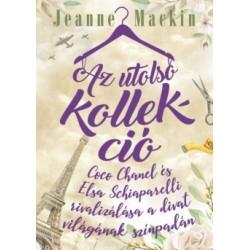 Jeanne Mackin: Az utolsó kollekció