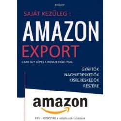 Rhédey S. István: Amazon export - Csak egy lépés a nemzetközi piac