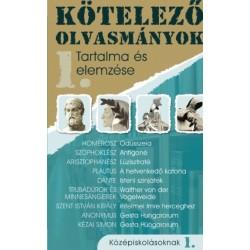 Fülöp Ildikó: Kötelező olvasmányok tartalma és elemzése - Középiskolásoknak 1.