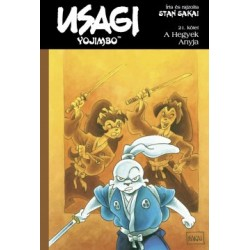 Stan Sakai: Usagi Yojimbo 21. - A Hegyek Anyja