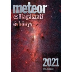 Benkő József - Mizser Attila: Meteor csillagászati évkönyv 2021