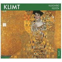 Világhírű festők - Klimt