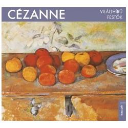 Világhírű festők - Cézanne