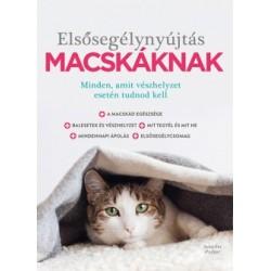 Dr. Jennifer Parker: Elsősegélynyújtás macskáknak