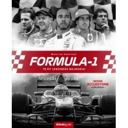 Maurice Hamilton: Formula-1 - 70 év legendás bajnokai