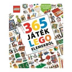 Hugo Simon: 365 játék LEGO elemekből - Ügyességi, logikai és társasjátékok