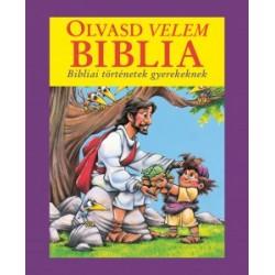 Doris Rikkers - Jean E. Syswerda: Olvasd velem Biblia (lila) - Bibliai történetek gyerekeknek