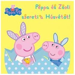 Peppa malac - Peppa és Zsoli szereti a Húsvétot!