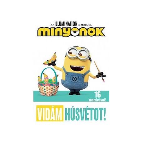Minyonok - Vidám Húsvétot!