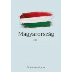 Barthel-Rúzsa Zsolt - Fűrész Gábor - Pillók Péter - Stefkovics Ádám: Magyarország 2021 - Társadalom, gazdaság és politika nap...