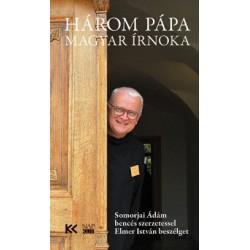 Elmer István: Három pápa magyar írnoka - Somorjai Ádám bencés szerzetessel Elmer István beszélget