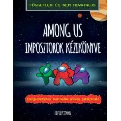 Kevin Pettman: Among us - Imposztorok kézikönyve