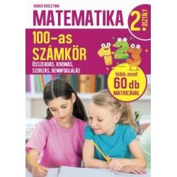 Huber Krisztina: Matematika 2. osztály - 100-as számkör