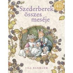 Jill Barklem: Szederberek összes meséje