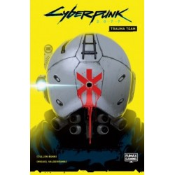 Cullen Bunn: Cyberpunk 2077 - Trauma Team