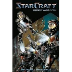 Gabriel Guzmán - Jody Houser: Starcraft - Roncsvadászok