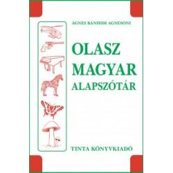 Ágnes Bánhidi Agnesoni: Olasz-magyar alapszótár