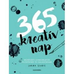 Lorna Scobie: 365 kreatív nap
