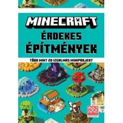 Minecraft - Érdekes építmények - Több mint 20 izgalmas miniprojekt