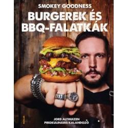 Jord Althuizen: Burgerek és BBQ-falatkák