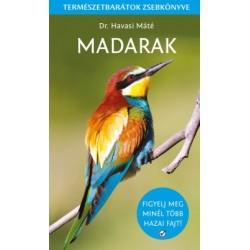Havasi Máté: Madarak - Természetbarátok zsebkönyve