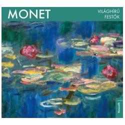 Világhírű festők - Monet