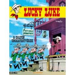 Morris: Lucky Luke 41. - A Dalton unokatestvérek