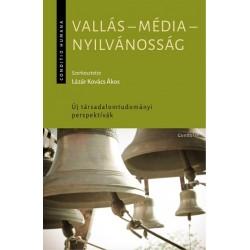 Lázár Kovács Ákos: Vallás - média - nyilvánosság