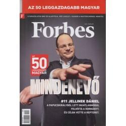 Forbes - 2021. február - Az 50 leggazdagabb magyar