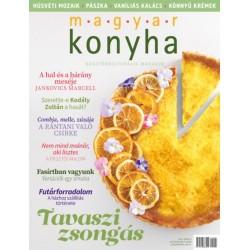 Magyar Konyha - 2021. április (45. évfolyam. 4. szám) - Gasztrokulturális magazin