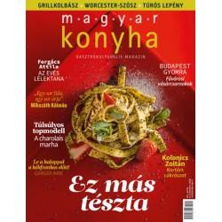 Magyar Konyha - 2021. május (45. évfolyam. 5. szám) - Gasztrokulturális magazin