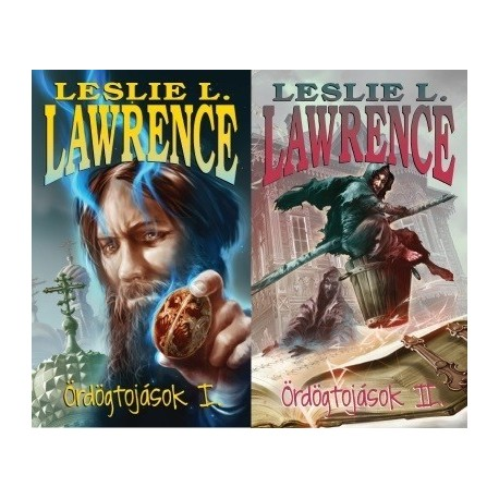 Leslie L. Lawrence: Ördögtojások I-II.