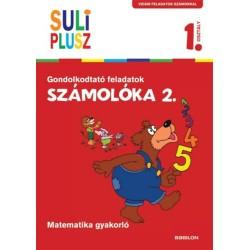 Bencze Mariann (Szerk.): Számolóka 2. - Gondolkodtató feladatok - Matematika gyakorló