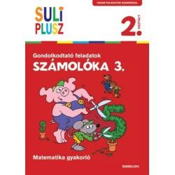 Bencze Mariann (Szerk.): Számolóka 3. - Gondolkodtató feladatok - Matematika gyakorló