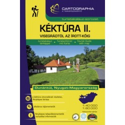 Kéktúra II. - Visegrádtól az Írott-kőig - turistakalauz - Dunántúl, Nyugat-Magyarország