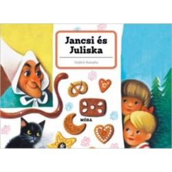 Jancsi és Juliska - 3D mesekönyv