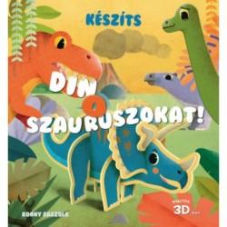 Ronny Cazzola: Készíts dinoszauruszokat! - Makettek 3D-ben