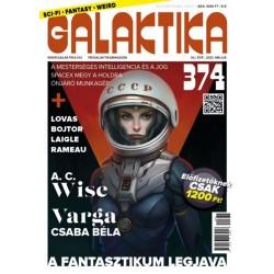 Galaktika Magazin 374. szám - 2021. május