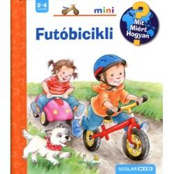 Frauke Nahrgang: Futóbicikli - Scolar Mini